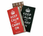 keep calm chocolates