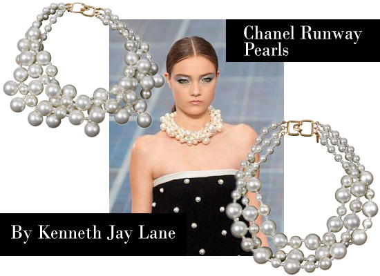 Chanel Pearls Kenneth Jay Lane