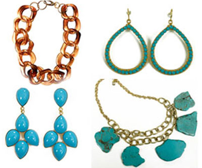 Glam Getaway Jewels or Stay at Home Chic